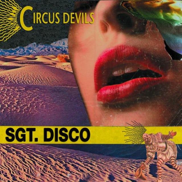 Circus Devils SGT DISCO CD