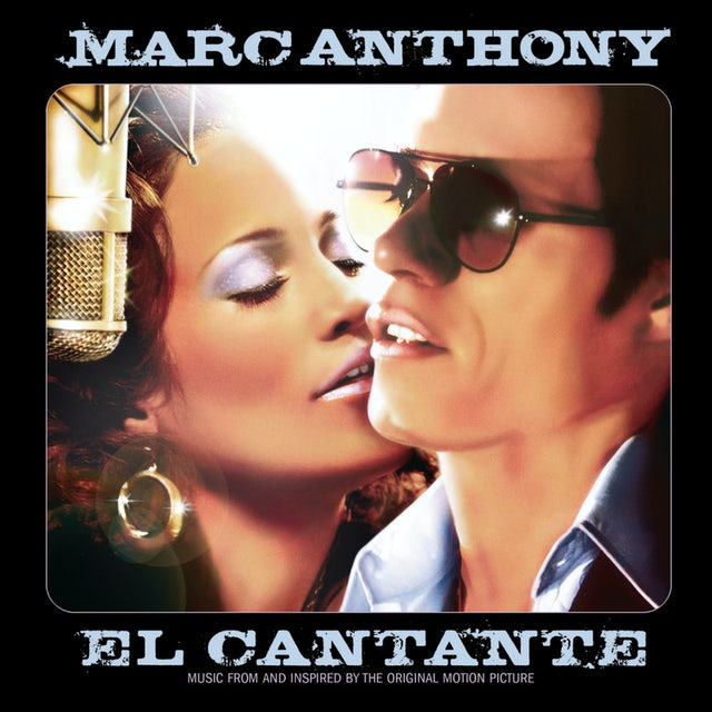 Marc Anthony EL CANTANTE CD
