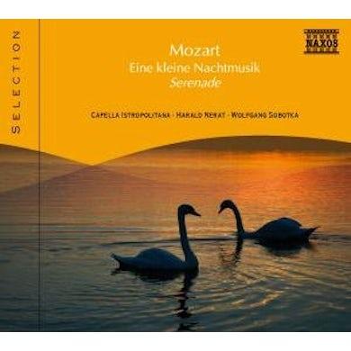 Wolfgang Amadeus Mozart EINE KLEINE NACHTMUSIK CD