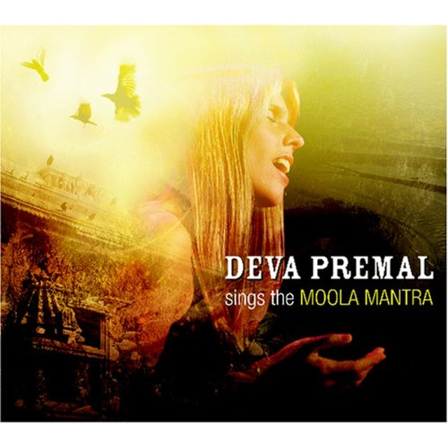 Deva Premal SINGS THE MOOLA MANTRA CD