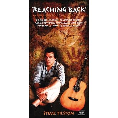 Steve Tilston REACHING BACK: THE LIFE & MUSIC OF STEVEN TILSTON CD
