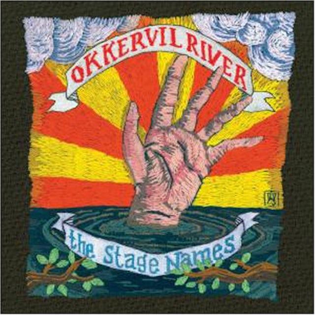 Okkervil River STAGE NAMES CD