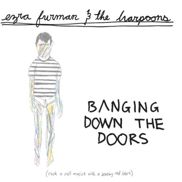 Ezra Furman & The Harpoons BANGING DOWN THE DOORS CD