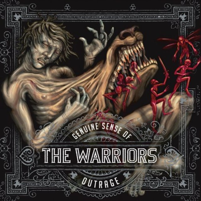 Warriors GENUINE SENSE OF OUTRAGE CD