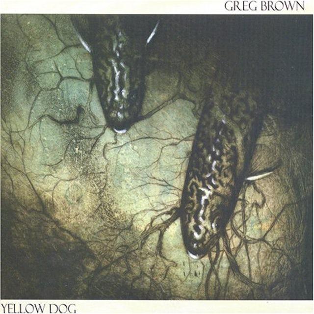 Greg Brown YELLOW DOG CD