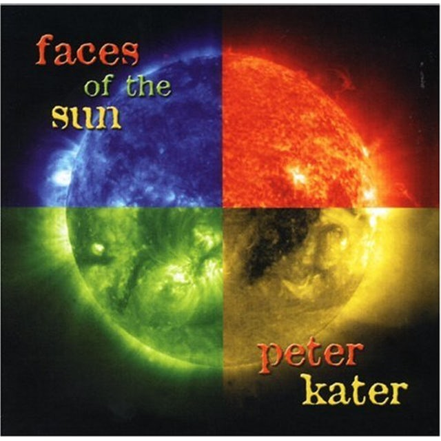 Peter Kater FACES OF THE SUN CD