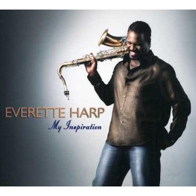 Everette Harp MY INSPIRATION CD