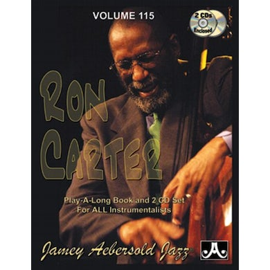 Jamey Aebersold RON CARTER CD