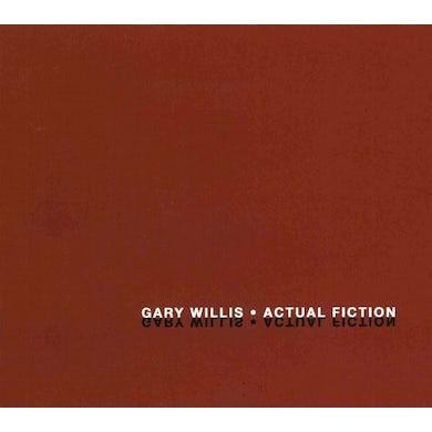 Gary Willis ACTUAL FICTION CD