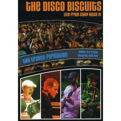 Disco Biscuits CAMP BISCO 4: TRANCEFORMATION DVD