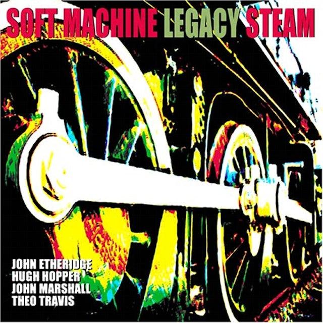 Soft Machine Legacy STEAM CD