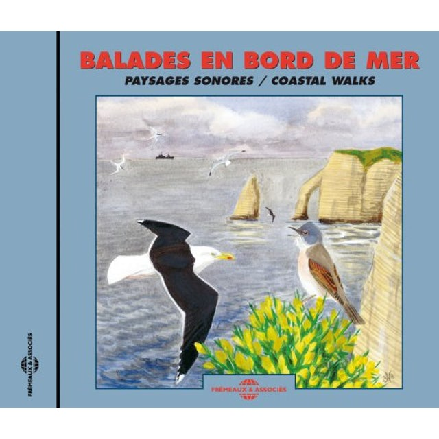 Sounds of Nature COASTAL WALK CD