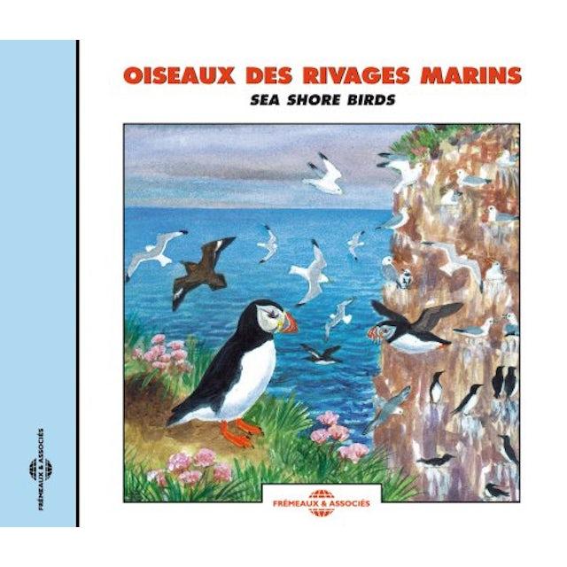 Sounds of Nature SEA SHORE BIRDS CD