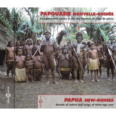 Sounds of Nature NEW GUINEA SOUNDSCAPES CD