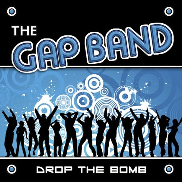 Gap Band DROP THE BOMB CD