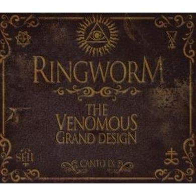 Ringworm VENOMOUS GRAND DESIGN CD