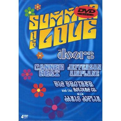 SUMMER OF LOVE / VARIOUS DVD