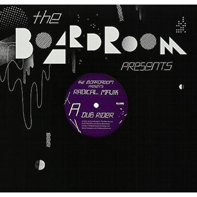 Radical Majik DUB RIDER / FILTH IN THE COMMUNITY Vinyl Record