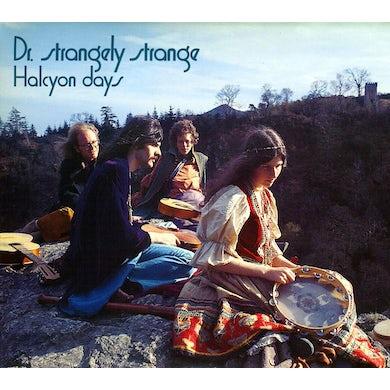 DR STRANGELY STRANGE HALCYON DAYS CD
