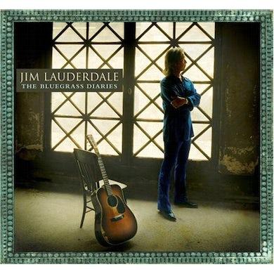 Jim Lauderdale BLUEGRASS DIARIES CD