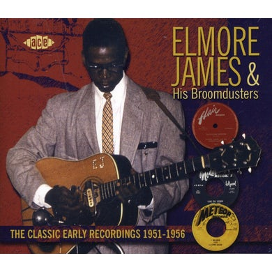 Elmore James CLASSIC EARLY RECORDINGS 1951-1956 CD