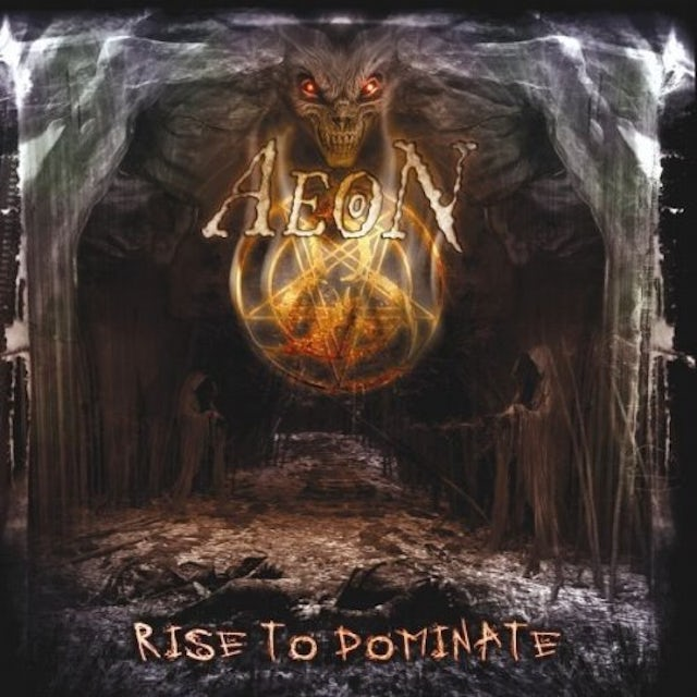 Aeon RISE TO DOMINATE CD