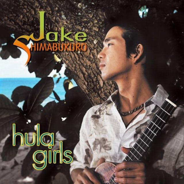 Jake Shimabukuro HULA GIRLS CD