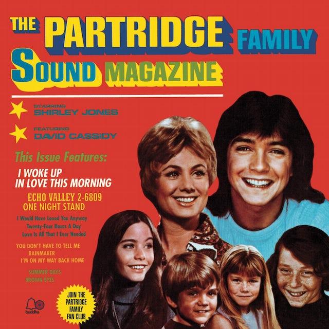 Partridge Family SOUND MAGAZINE CD
