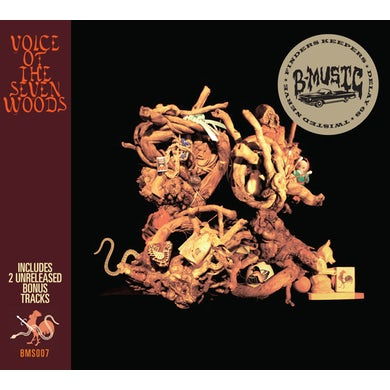 Voice of the Seven Woods CD