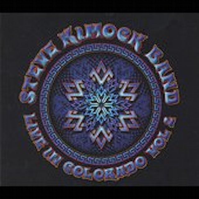 Steve Kimock LIVE IN COLORADO 2 CD
