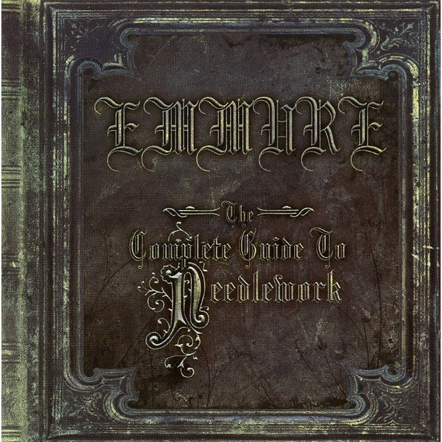 Emmure COMPLETE GUIDE TO NEEDLEWORK CD