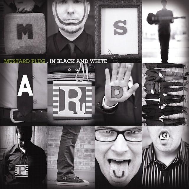 Mustard Plug IN BLACK & WHITE CD
