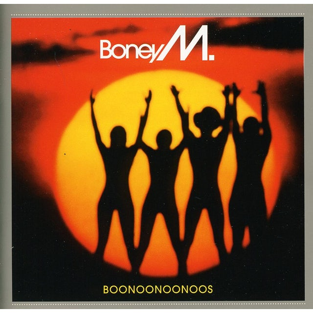 Boney M BOONOONOONOOS CD