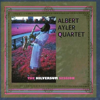 Albert Ayler HILVERSUM SESSION CD