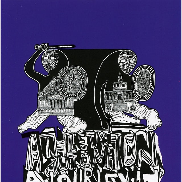 Athletic Automaton JOURNEY THROUGH ROMAN'S EMPIRE CD