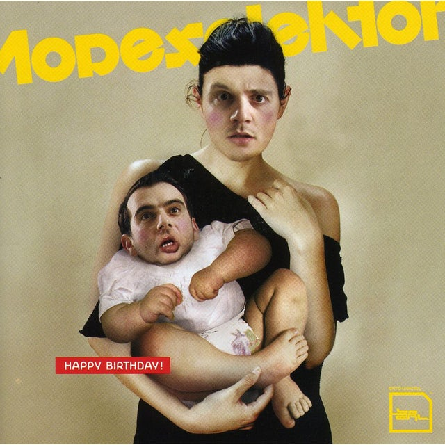 Modeselektor HAPPY BIRTHDAY CD