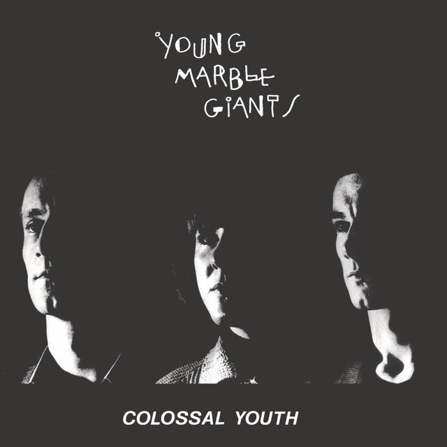 Young Marble Giants COLOSSAL YOUTH Vinyl Record