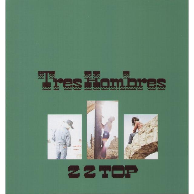 ZZ Top TRES HOMBRES Vinyl Record