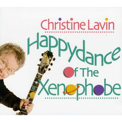 Christine Lavin HAPPYDANCE OF THE XENOPHOBE CD