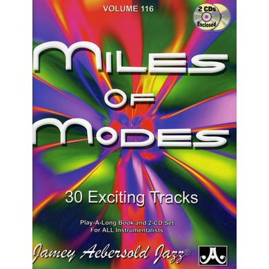 Jamey Aebersold MILES OF MODES CD