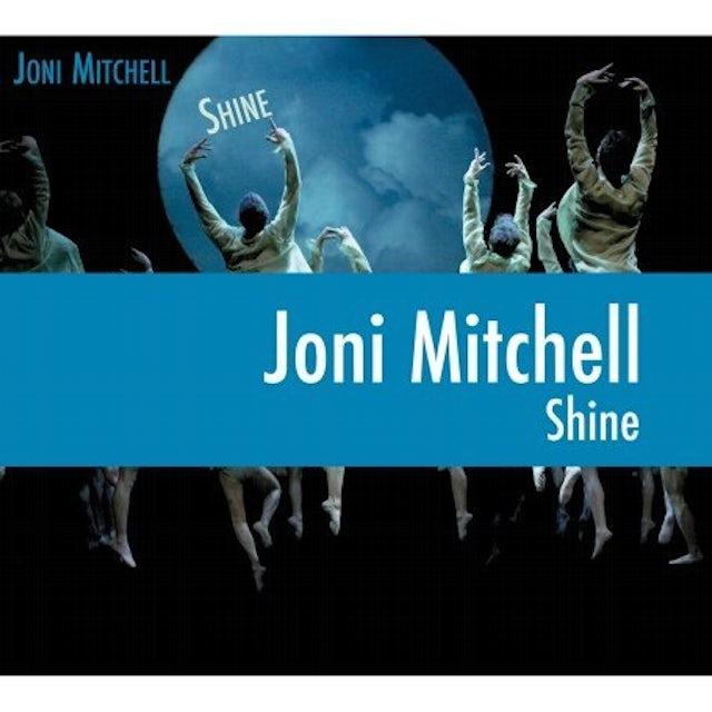 Joni Mitchell SHINE CD