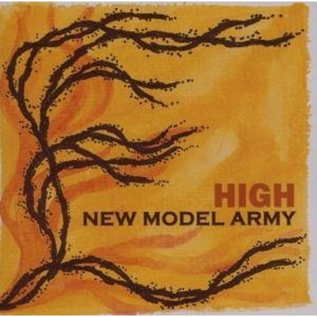 New Model Army HIGH CD