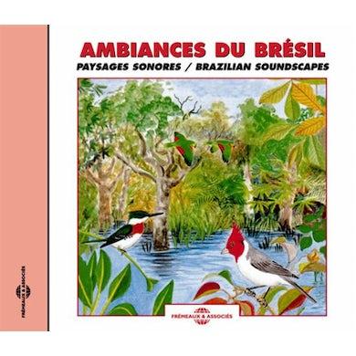 Sounds of Nature BRAZILIAN SOUNDSCAPES CD