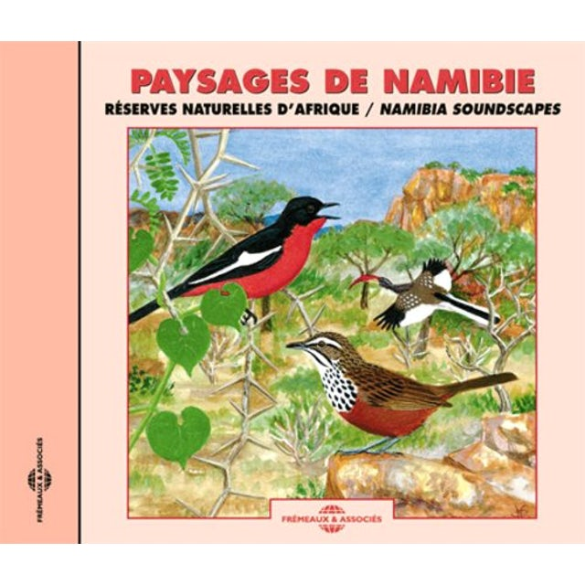 Sounds of Nature NAMIBIA SOUNDSCAPES CD