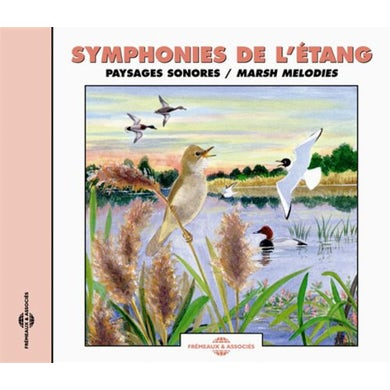 Sounds of Nature MARSH MELODIES: NATURAL SOUNDSCAPE CD