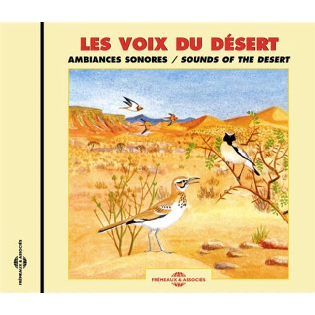 Sounds of Nature VOICES OF THE DESERT CD
