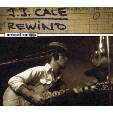 J.J. Cale REWIND: THE UNRELEASED RECORDINGS CD