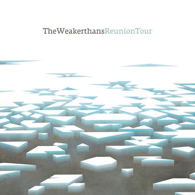 The Weakerthans REUNION TOUR Vinyl Record