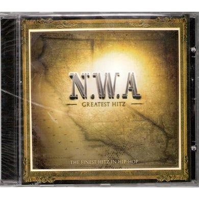N.W.A. GREATEST HITZ CD