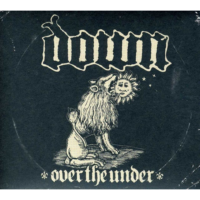 Down III: OVER THE UNDER CD